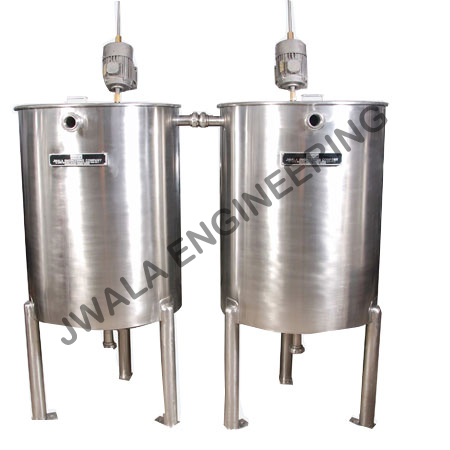 fruit Juice mixing tank